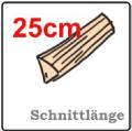 Brunner WFR 25 Schnittlänge