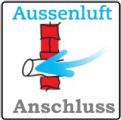 Brunner WF 33 Außenluft Anschluss