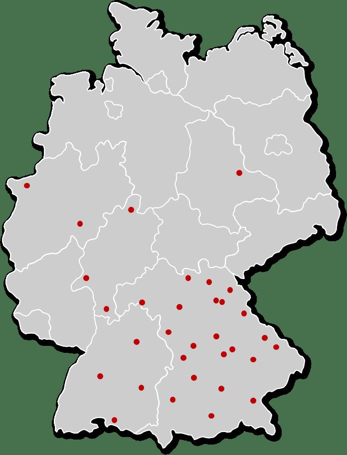 Kaminando Kunden Deutschland